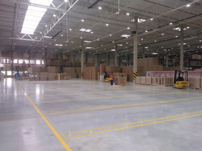 Centrum Logistyczne DC5 Prologis - Nowa Wieś Wrocławska - 25 000 m2